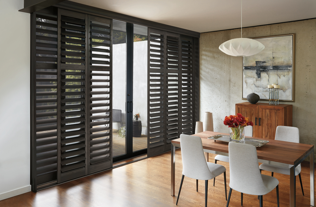 MPJ Designs _ Hunter Douglas Shutter