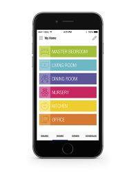 PowerView Smartphone App by Hunter Douglas
