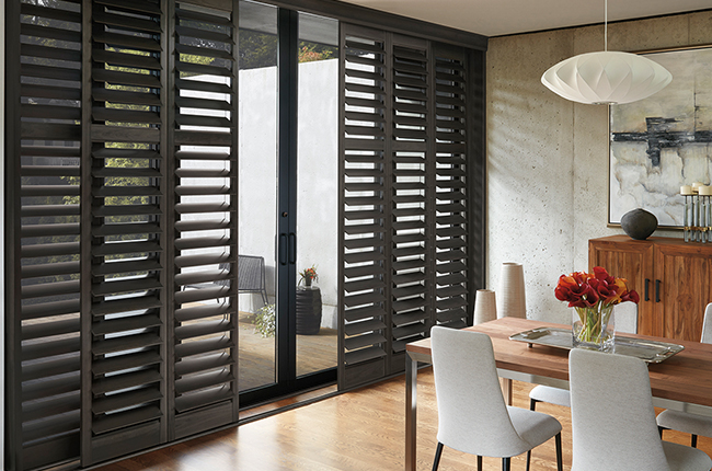 Hunter Douglas NewStyle Hybrid Shutters