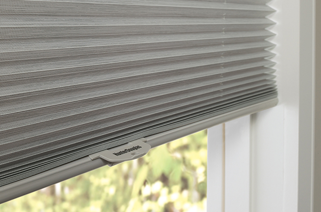 Hunter Douglas Pleated Shades